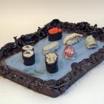 Gulf Coast Sushi Plate
