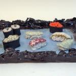 Gulf Coast Sushi Plate 2