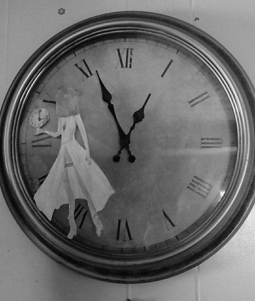 The clock women