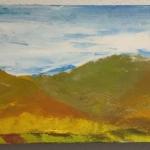 """Joanna Murphy, Hyzer Hill, 2010, 6"""" x 12"""""""