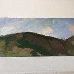 """Joanna Murphy, Hyzer Hill Andes, NY, 6"""" x 12"""""""
