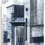 "Rebecca Chamberlain, Stadthaus Diffused, 8"" x 10"""