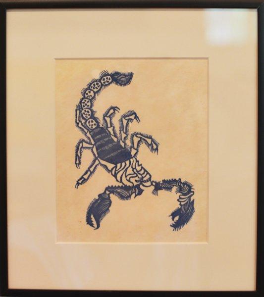 Baskin Scorpion