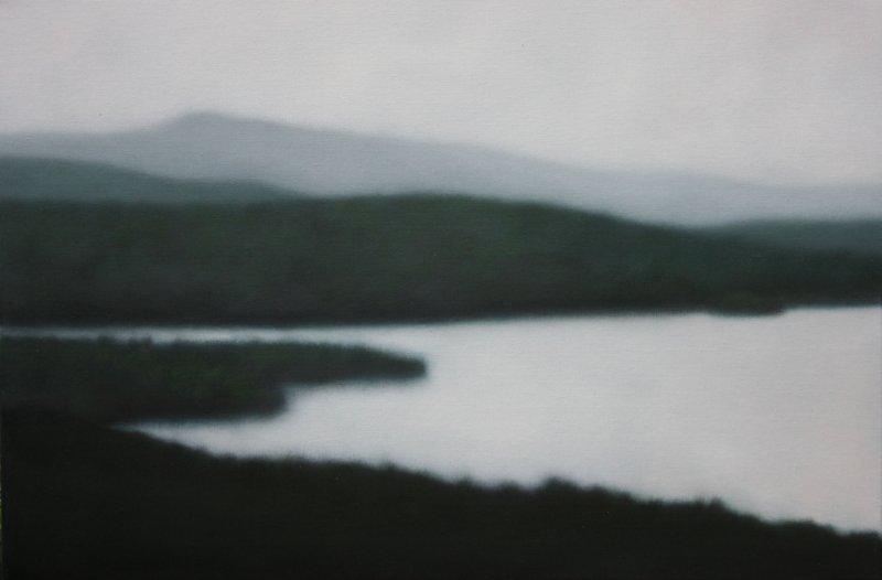 Christie Scheele, Rare Summer Silence,
