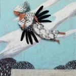 Polly Law, Canyon Dreams- Black & White II, bricolage