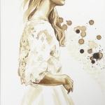 IlonaZabolotna_Bride3_coffeepainting_2019