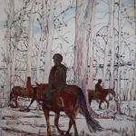 9. Irja Bodén, Sugarbush Ride III, 2016