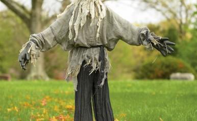 October 1-3 - Scarecrow Construction Workshop