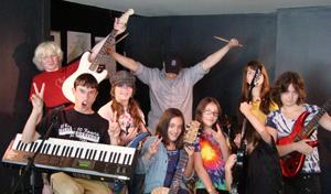 July 12 - Rock n' Pop Camp Performance