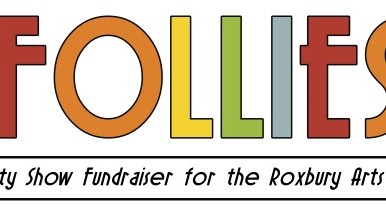 November 21 - The Follies 2015: Variety Show Fundraiser for the Roxbury Arts Group
