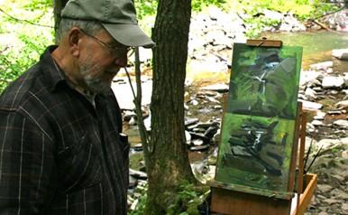July 19 - Drop In Art Class: Catskill Vistas