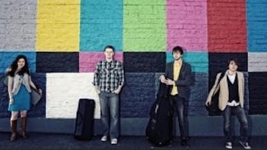 June 26 - Essential Thursday: Aeolus Quartet