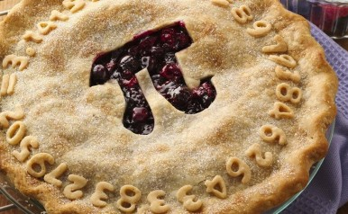 March 14 - Pi[e] Day