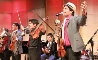 July 25 - The Villalobos Brothers Return to the Catskills!