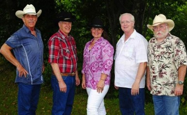 August 13 - Concert in the Park: Country Express