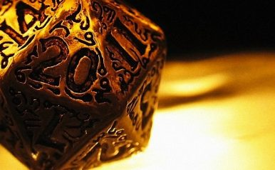 April 13 - Dungeons & Dragons Night