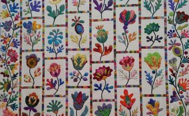 September 22 & 23 - Catskill Mountain Quilters Hall of Fame Biennial