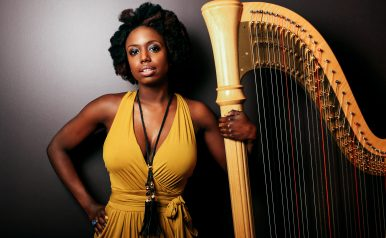 August 9 - Essential Thursdays: Brandee Younger Duo with Rashaan Carter