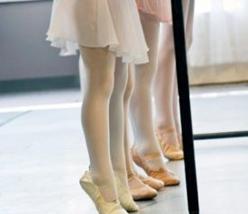 Oct 3 - Dec 19: Ballet Fall Session