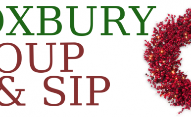 December 7 - Roxbury Soup & Sip