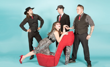 July 26 - Concerts in the Park: Lara Hope & The Ark-Tones