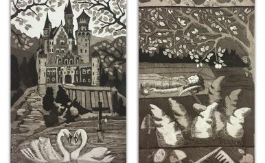 August 10 & 11 - Printmaking w Matthias Kern - CLOSED
