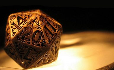 October 8: Dungeons & Dragons