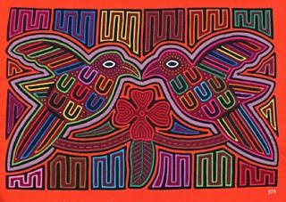 August 12 - Art Start: Folk Art From Panamá