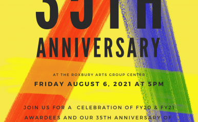 August 6: Delaware County Arts Grants Awardees and 35th Anniversary Celebration