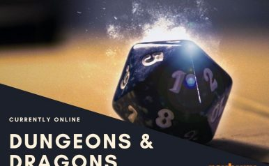 May 13 - Dungeons & Dragons