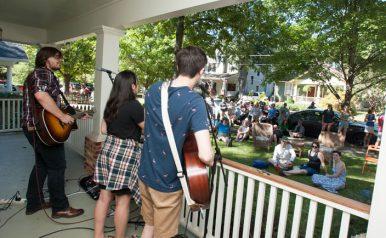 July 24 - Porchfest