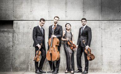 June 24: The Tesla Quartet