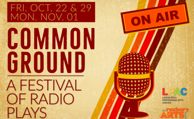 August 9: Common Ground - Radio Play Festival Open Call
