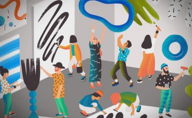 September 18 & 19: Artists & Community Collaboratives