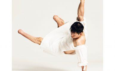 October 23: Heidi Latsky Dance presents SOLO FLIGHT X 3